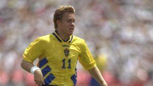 Cum arata acum Brolin, atacantul care marca impotriva Romaniei in sfertul de cosmar cu Suedia de la CM '94