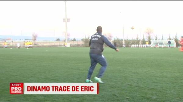 Dinamo CONTRAATACA in campania de transferuri! A facut oferta pentru Eric