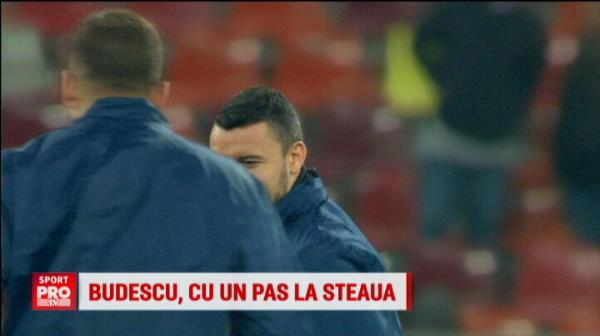 Budescu la Steaua! Va pleca din cantonamentul Astrei si se va alatura lotului lui Reghe