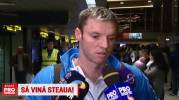 "CFR-istii striga: ""Sa vina Steaua"". Bud : ""Suntem mai mult decat pregatiti pentru primul meci"". VIDEO"