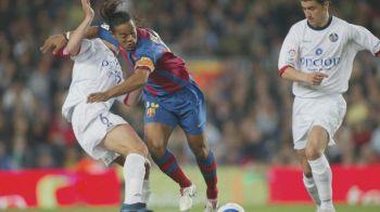 """Ronaldinho si-a desemnat URMASUL dupa ce a semnat cu oficial cu Barca: """"E unul dintre cei mai buni din lume!"""""""