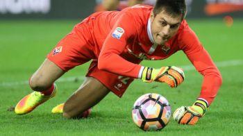 UMILINTA pentru Fiorentina, cu Tatarusanu in poarta si Ianis pe banca. Roma a invins cu 4-0