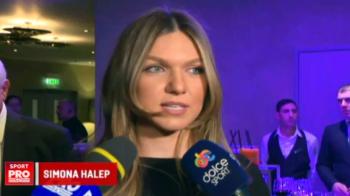Superaparitie a Simonei Halep la dineul dinaintea duelului Romania - Belgia, de la FedCup. Cum s-a imbracat