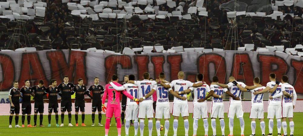 STEAUA - DINAMO, de 1 martie! Cand au fost programate de LPF meciurile retur din semifinalele Cupei Ligii