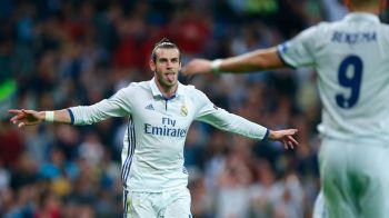 TOP 10 cei mai rapizi fotbalisti: Bale, alaturi de doi necunoscuti pe podium. Pe cat se afla Messi si Ronaldo