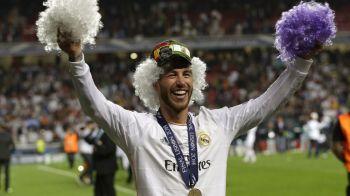Sergio Ramos renunta dupa 12 ani la numarul 4 de la Real! Ce l-a impins sa ia aceasta decizie