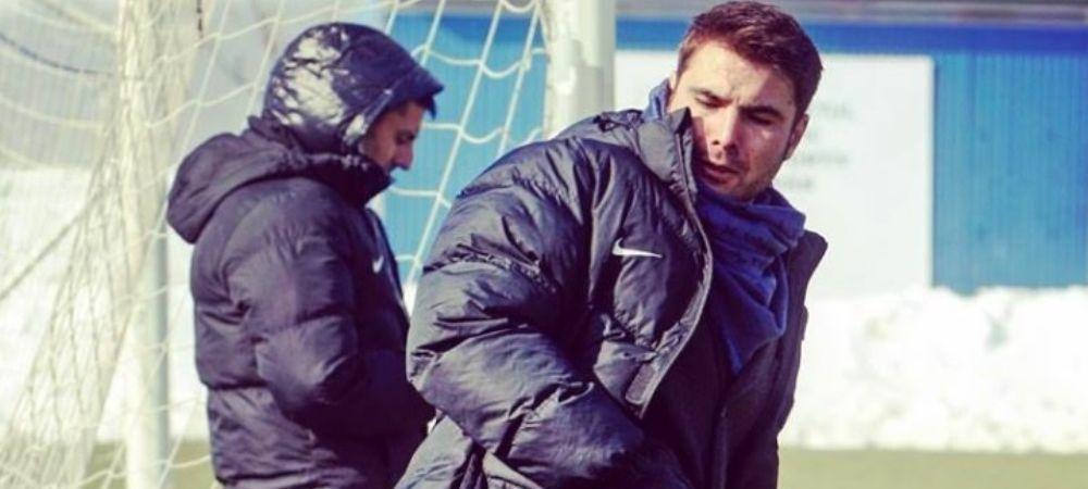 Schemele de care s-a tinut Mutu la antrenamentul lui Contra la Dinamo! Imaginea aparuta de Facebook