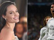 UPDATE: Anuntul facut despre Cristiano Ronaldo si Angelina Jolie s-a dovedit a fi FALS