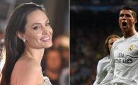 CE SURPRIZA! Putini s-ar fi asteptat la asta! Anuntul facut despre Cristiano Ronaldo si Angelina Jolie