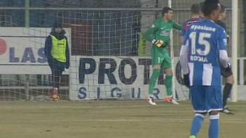 Nita a socat pe toata lumea dupa ce a aparat penalty cu CSU Craiova! Ce a putut sa faca portarul Stelei