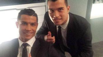 Povestea omului al carui job este sa fie CLONA lui Cristiano Ronaldo! Crezi ca poti sa faci diferenta?