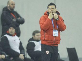 Veste grea la Dinamo: Branescu e OUT pana in vara! Contra face marti primul transfer: revine Cerniauskas