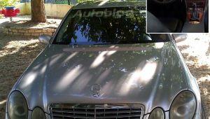 Record de km facuti de un taximetrist cu acest Mercedes E-class din 2003. Ce i-au promis nemtii