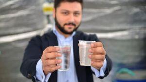 VIDEO Sistemul revolutionar de purificat apa inventat la Sibiu