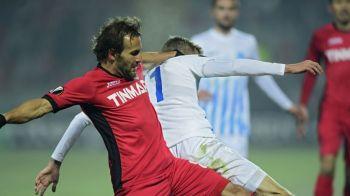 UN GOL FABULOS ELIMINA Astra din Europa League: Genk 1-0 Astra! Sumudica a terminat meciul in tribuna. VIDEO