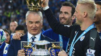 """""""Ieri seara, visul meu a murit"""". Scrisoarea superba a lui Ranieri dupa ce a fost concediat de Leicester"""