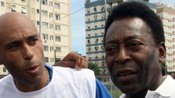 Pele, in stare de soc: fiul sau cel mare a primit ani grei de inchisoare in Brazilia. Ce a facut