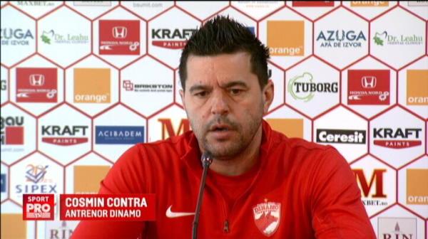 """Steaua poate s-o lase pe Dinamo afara din play-off! Contra: """"Sunt convins ca nu se preteaza la asa ceva!"""""""