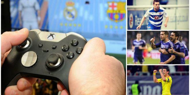 Cu ce echipa joaca fotbalistii FIFA? Uite ce ne-au raspuns Stanciu, Chipciu, Popa si Keseru