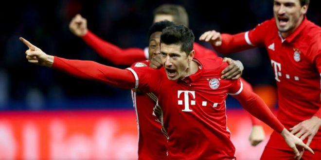 Bayern a facut scorul weekendului, 8-0 cu Hamburg! Chelsea 3-1 Swansea! Tosca a fost titular in Betis 1-2 Sevilla
