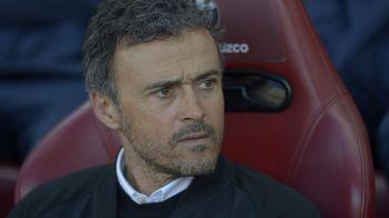 ULTIMA ORA! BOMBA la Barcelona! Luis Enrique a anuntat ca pleaca de la echipa! Primii favoriti la inlocuire