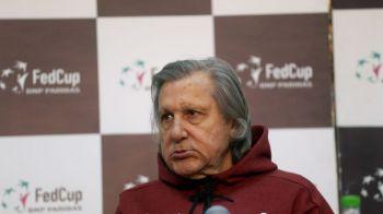 """""""Nu e corect sa se spuna ca Federer e cel mai mare din toate timpurile"""" Ilie Nastase surprinde lumea tenisului"""
