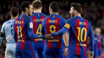"""""""Daca ei au dat 4, noi putem sa dam 6!"""" Barca NU renunta la calificare! Mesajul lui Luis Enrique pentru PSG"""