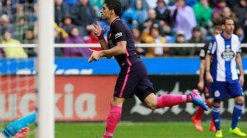 Recordul incredibil al lui Suarez la Barcelona, distrus de SuperDepor! Seria de 72 de meciuri s-a incheiat