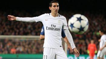 Transfer incredibil dupa mega scandalul de la Barcelona 6-1 PSG! Angel Di Maria e la un pas de Barca!