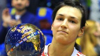 """Prima reactie a Cristinei Neagu, dupa ce a scris istorie in handbal: e singura jucatoare cu 3 """"Baloane de Aur"""""""
