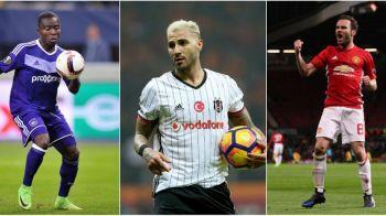 Echipa saptamanii in Europa League: 3 jucatori de la United, 2 de la Besiktas, dar si un coleg al lui Stanciu si Chipciu