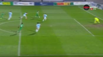 VIDEO! Keseru a salvat-o pe Ludogorets si a ajuns la 19 goluri in acest sezon! Cum a marcat