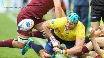 Victorie dramatica pentru nationala Romaniei de rugby! Primul succes dupa 7 ani impotriva Georgiei