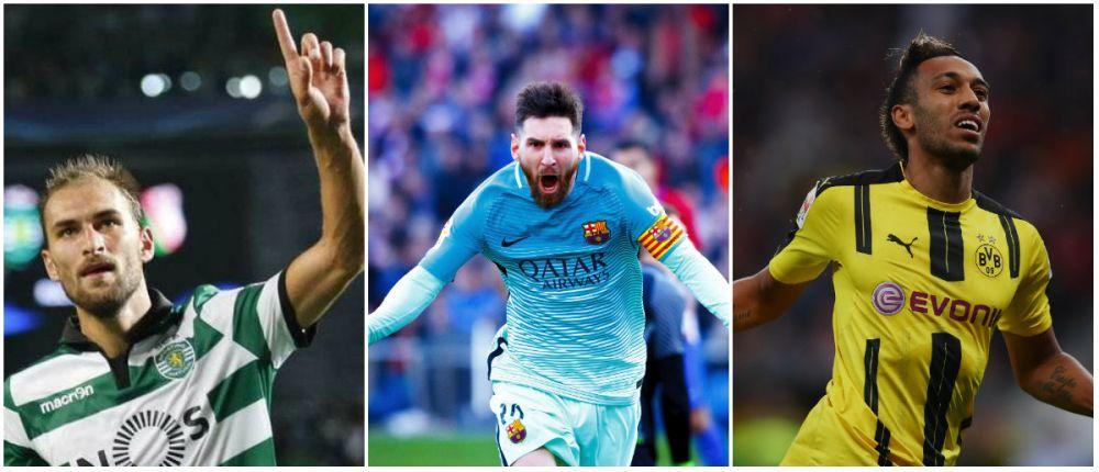 Inca un pas facut de Messi catre Gheata de Aur. Surpriza de pe locul 2 si pe ce pozitie e Ronaldo