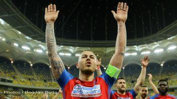 Imaginea unei catastrofe evitate in ultima clipa! Cum ar fi aratat Steaua in 2017 fara Alibec si Gnohere