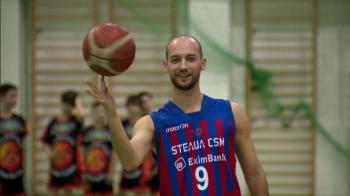Moment unic la echipa de baschet a Stelei! Un fan a fost legitimat si va juca in meciul impotriva campioanei