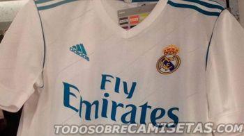 Au fost dezvaluite noile tricouri ale Realului pentru sezonul 2017/18! Surpriza: madrilenii inlocuiesc movul cu o alta culoare excentrica