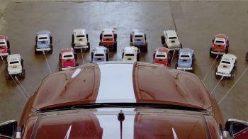 SUPER TARE: 15 masinute de jucarie au tractat o camioneta de 3,2 TONE! Super Speed, sambata, 10:30, ProTV!