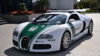 Tara in care soferii nu indraznesc sa incalce legea! Politia Rutiera are doar masini Bugatti, Ferrari si Lamborghini