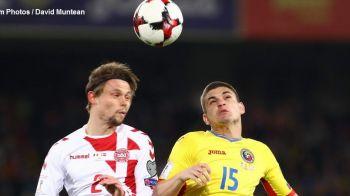 Surpriza uriasa! Razvan Marin poate pleca de la Standard dupa doar 6 luni! Cine l-a urmarit la meciul cu Danemarca!