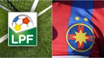 Primele masuri luate de LPF dupa ce FC Steaua Bucuresti a devenit FC FCSB in acte