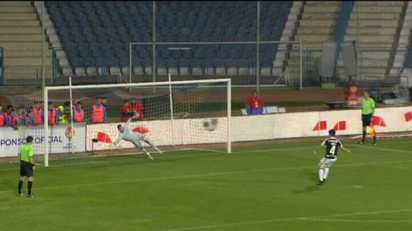Penalty Craiova Dinamo