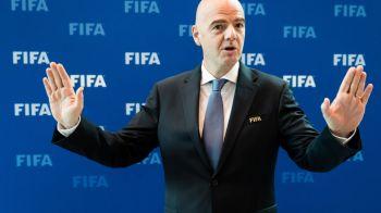 Schimbari anuntate de FIFA: mai multe echipe la Mondial, Romania va fi avantajata! Cate echipe se vor califica de pe fiecare continent