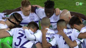 VIDEO: GOOOOL SUPERB CHIPCIU pentru Anderlecht! A inceput NEBUNIA in play-off-ul din Belgia! Cum a marcat