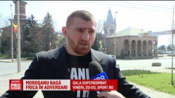 Morosanu se bate in mai la Madrid! Isi va cunoaste adversarul vineri seara, in direct la Sport.ro!