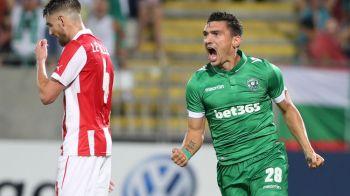 Keseru, aproape de un nou transfer! Echipa care il vrea pe Hagi din vara a mers la derby-ul Bulgariei sa-l vada!