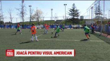 Urmasii lui Dobrin si Mutu s-au intrecut pentru un loc la finala de la New York. Imagini VIDEO