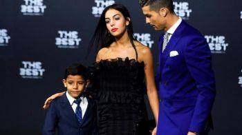 Prima dovada de GELOZIE a lui Ronaldo? Cum a reactionat portughezul la o fotografiei a iubitei sale alaturi de alt barbat
