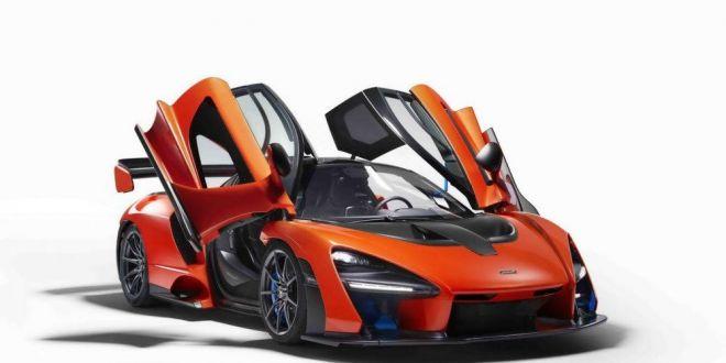 FOTO si VIDEO: cat COSTA hypercarul McLaren ce a primit numele SENNA!