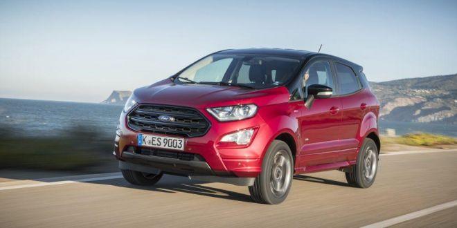 TEST EXCLUSIV: cum se conduce SUV-ul Ford produs la Craiova!